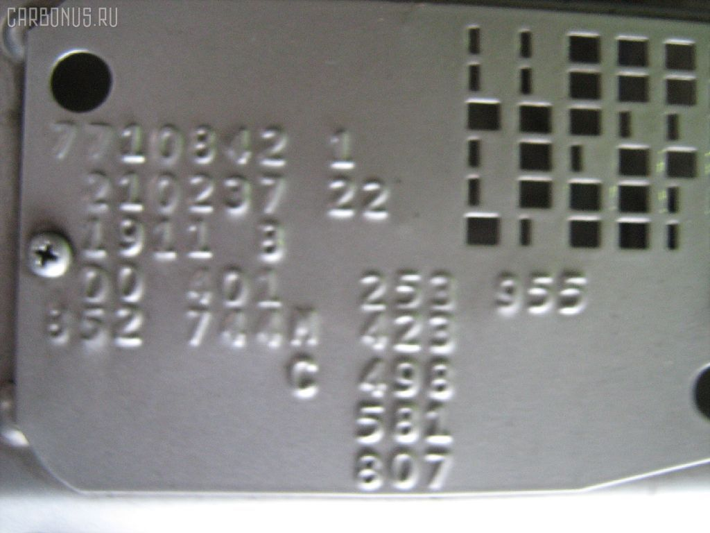 Дверь задняя MERCEDES-BENZ E-CLASS STATION WAGON S210.237 Фото 6