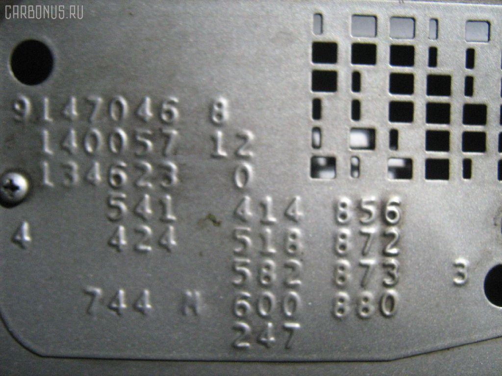 Корпус воздушного фильтра MERCEDES-BENZ S-CLASS W140.057 120.980 Фото 5