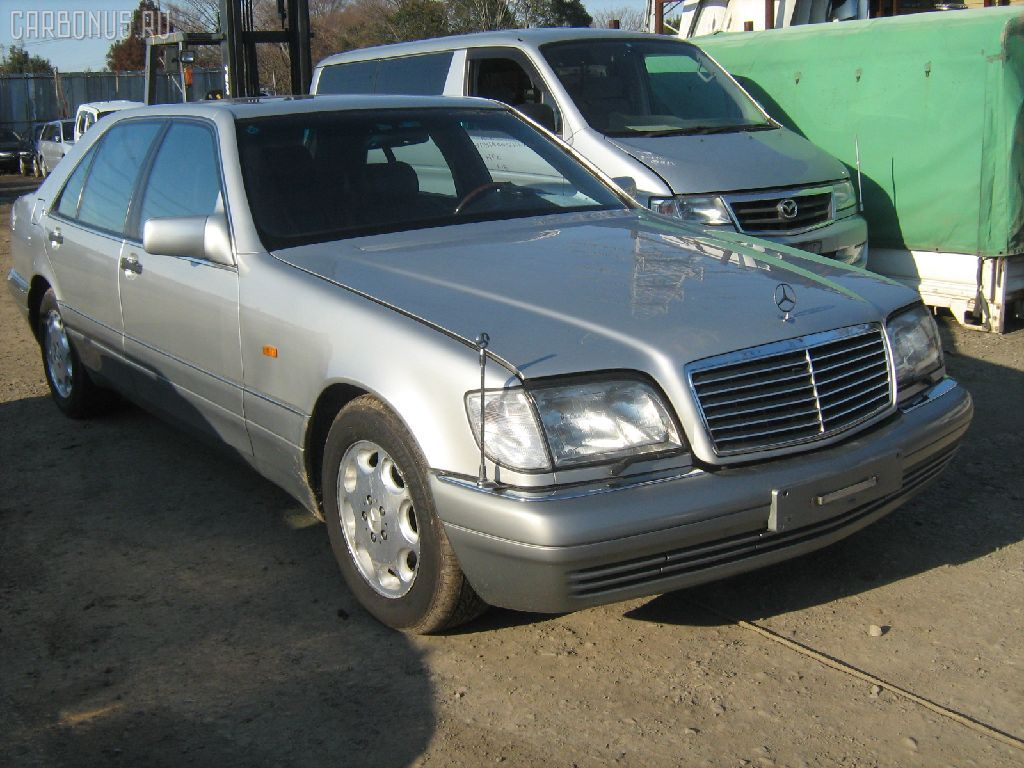 Кардан MERCEDES-BENZ S-CLASS W140.057 120.980 Фото 6