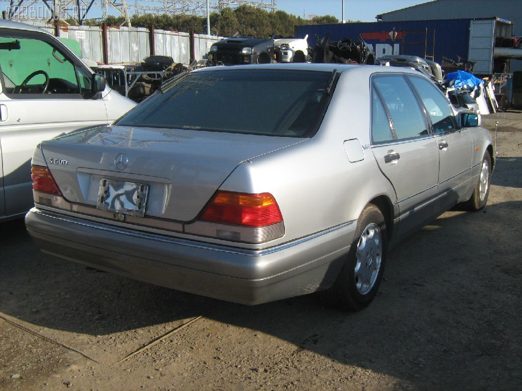Кардан MERCEDES-BENZ S-CLASS W140.057 120.980 Фото 2