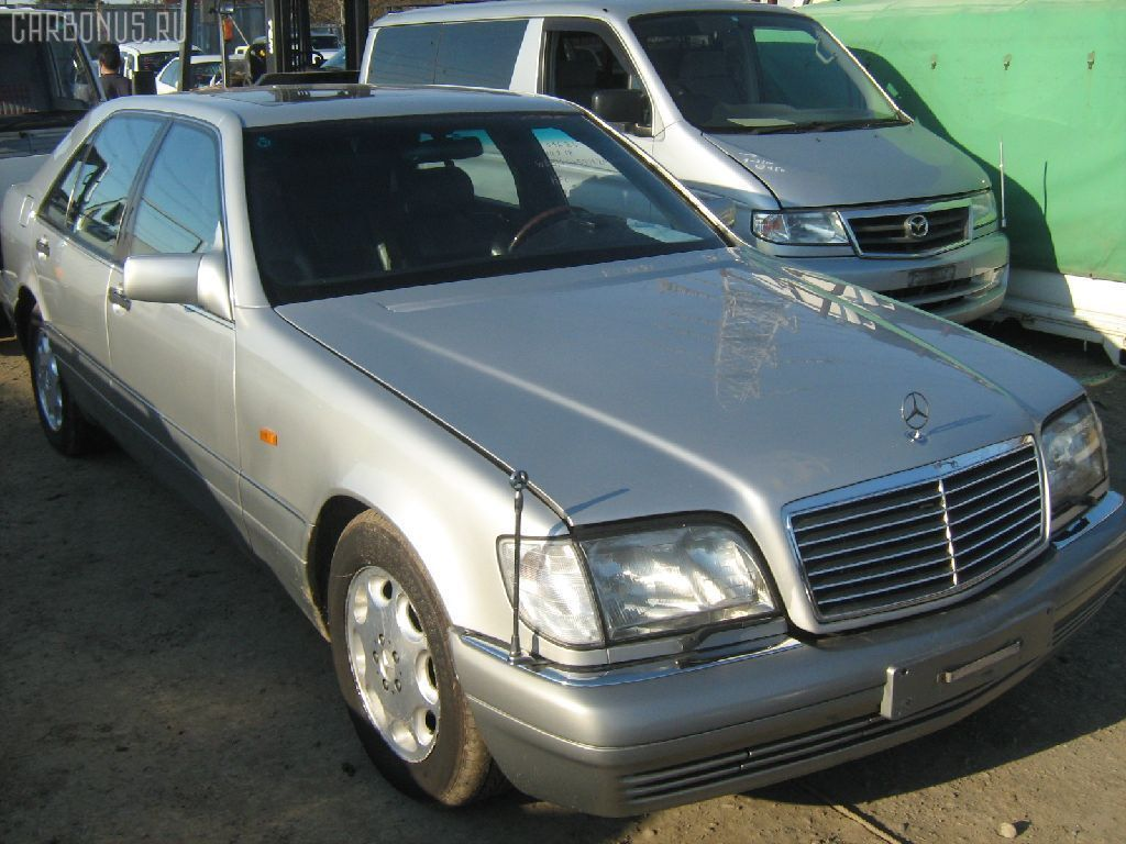 Кардан MERCEDES-BENZ S-CLASS W140.057 120.980 Фото 3