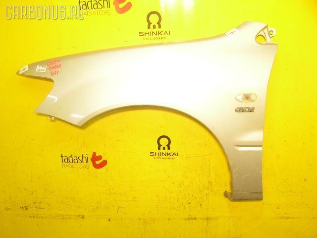 Крыло переднее MITSUBISHI LANCER CEDIA WAGON CS5W. Фото 2