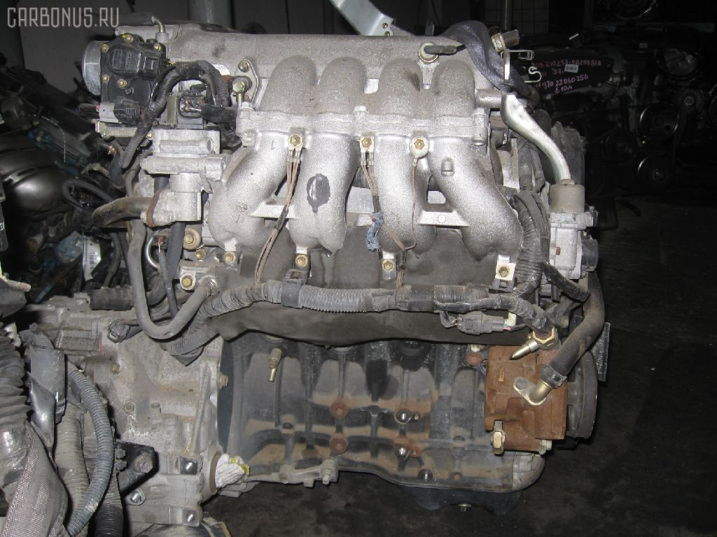 Двигатель TOYOTA NADIA SXN10 3S-FSE. Фото 7