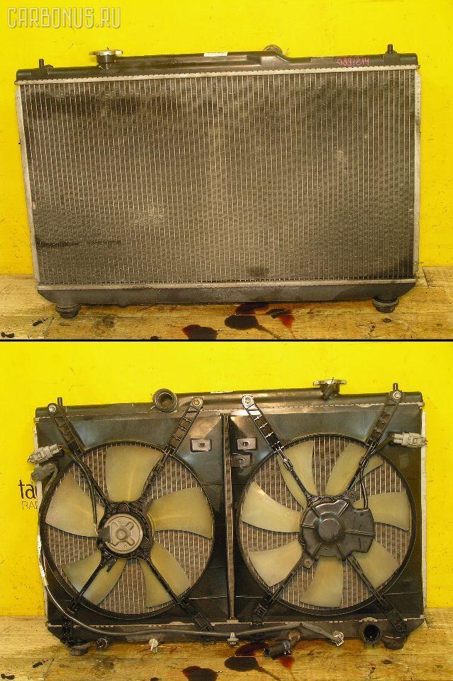 Радиатор ДВС TOYOTA MARK II QUALIS SXV20W 5S-FE. Фото 2