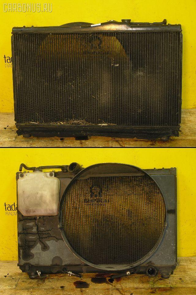 Радиатор ДВС TOYOTA MARK II GX90 1G-FE. Фото 2