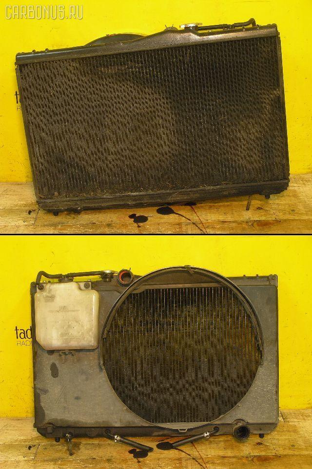 Радиатор ДВС TOYOTA CHASER GX90 1G-FE. Фото 1