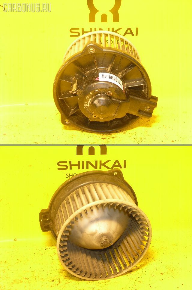 Мотор печки TOYOTA AE110. Фото 1