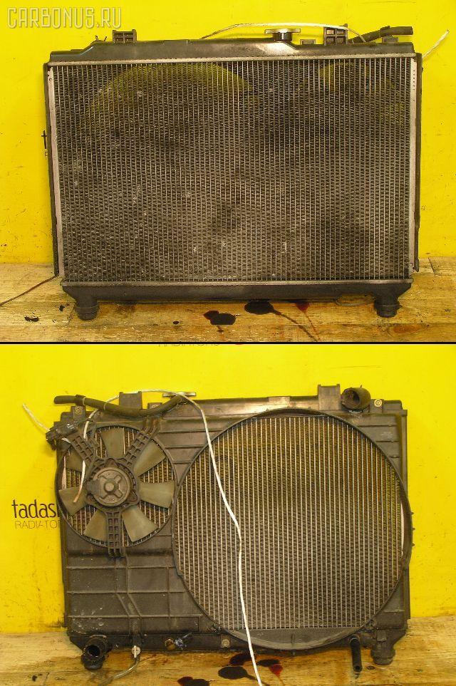 Радиатор ДВС TOYOTA LITE ACE NOAH SR40G 3S-FE. Фото 11