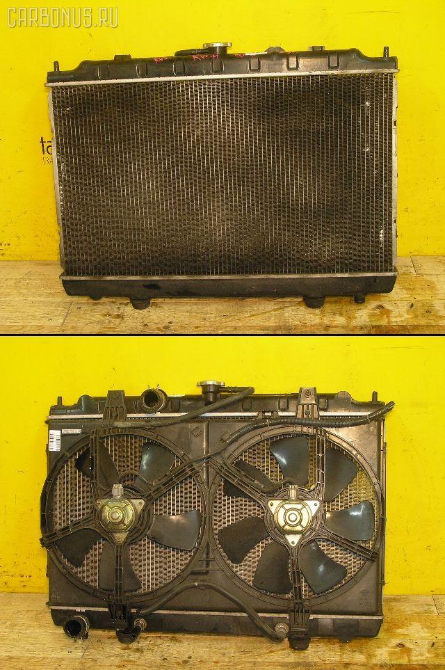 Радиатор ДВС NISSAN AVENIR RW11 QR20DE. Фото 1