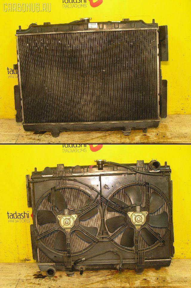 Радиатор ДВС NISSAN RNESSA N30 SR20DE. Фото 3
