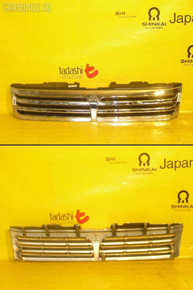 Решетка радиатора MITSUBISHI CHARIOT GRANDIS N84W. Фото 3