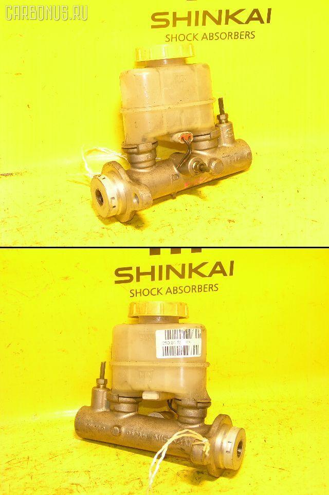 Главный тормозной цилиндр NISSAN EXPERT VW11 QG18DE. Фото 2