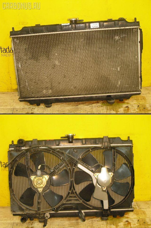 Радиатор ДВС NISSAN BLUEBIRD QU14 QG18DD. Фото 2
