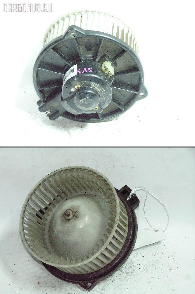 Мотор печки TOYOTA CHASER SX80. Фото 1