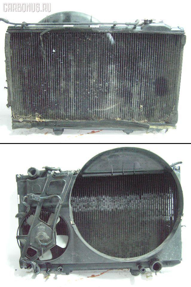 Радиатор ДВС TOYOTA ARISTO JZS147 2JZ-GE. Фото 1