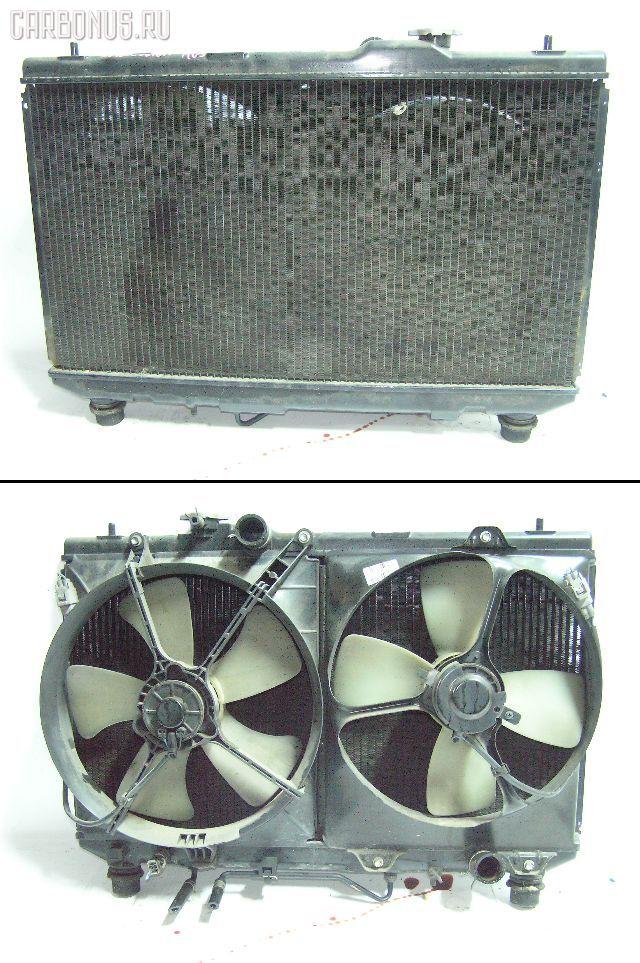 Радиатор ДВС TOYOTA CAMRY SV40 4S-FE. Фото 7