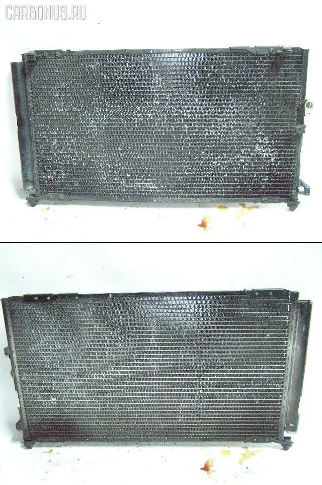 Радиатор кондиционера TOYOTA CHASER JZX100 1JZ-GTE. Фото 7