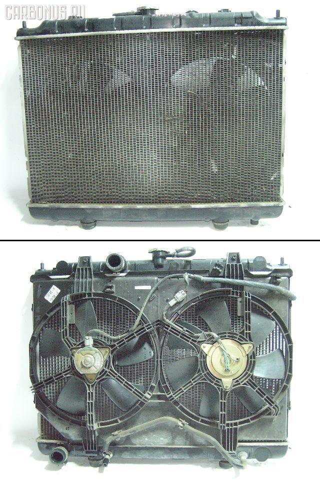 Радиатор ДВС NISSAN SERENA TC24 QR20DE. Фото 7