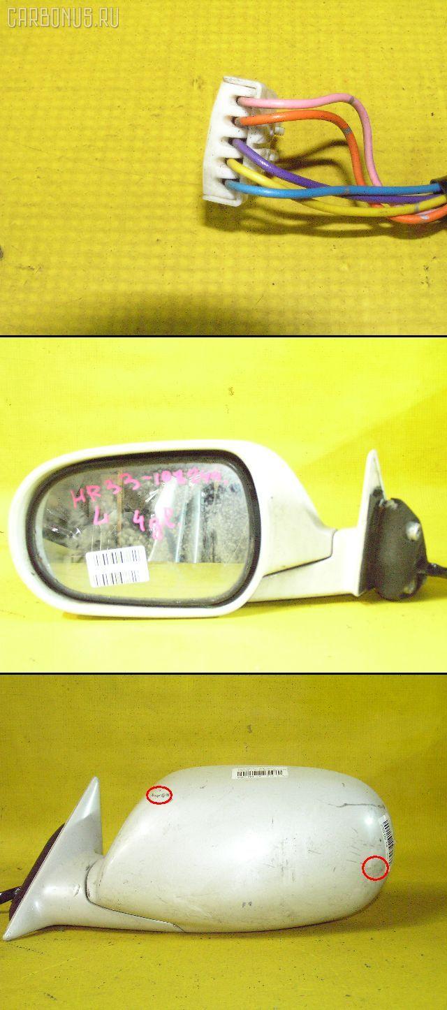 Зеркало двери боковой NISSAN SKYLINE HR33. Фото 1