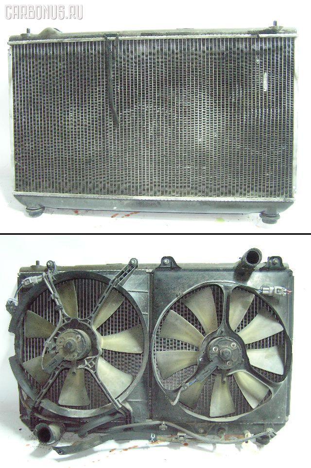 Радиатор ДВС TOYOTA MARK II QUALIS MCV21W 2MZ-FE. Фото 2