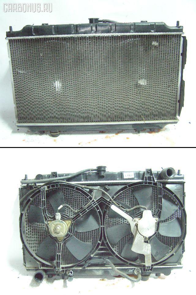 Радиатор ДВС NISSAN BLUEBIRD HU14 SR20DE. Фото 1