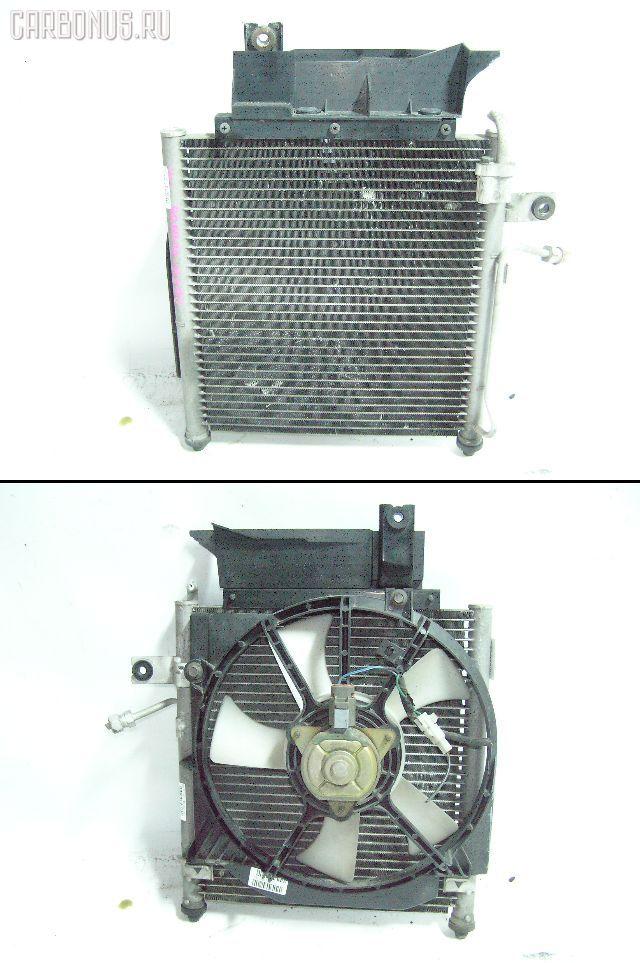 Радиатор кондиционера MAZDA DEMIO DW5W B5. Фото 2