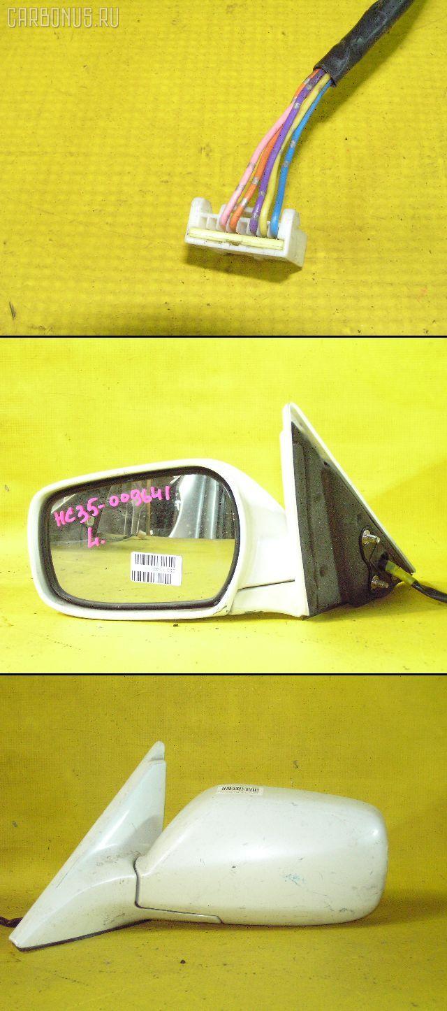 Зеркало двери боковой NISSAN LAUREL HC35. Фото 3