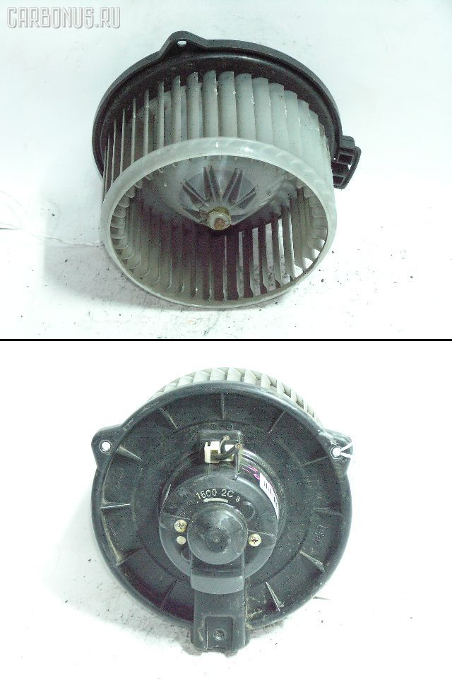 Мотор печки TOYOTA COROLLA FIELDER NZE121G. Фото 3