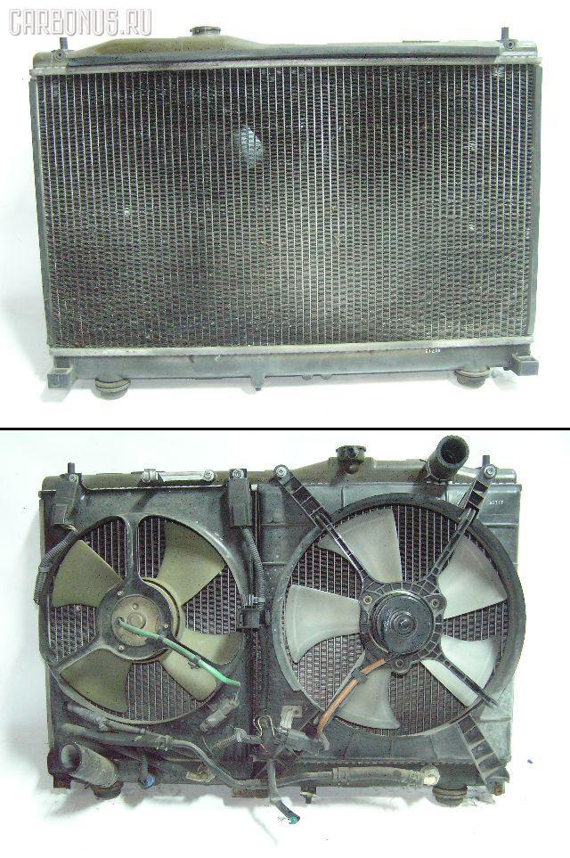 Радиатор ДВС HONDA INSPIRE CC2 G25A. Фото 2