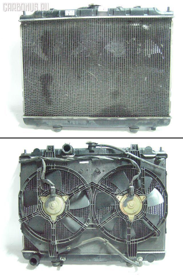 Радиатор ДВС NISSAN SERENA TC24 QR20DE. Фото 8