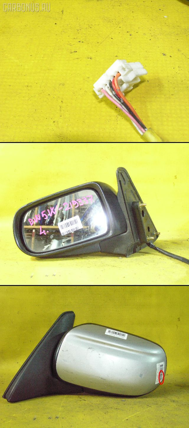 Зеркало двери боковой MAZDA DEMIO DW5W. Фото 2