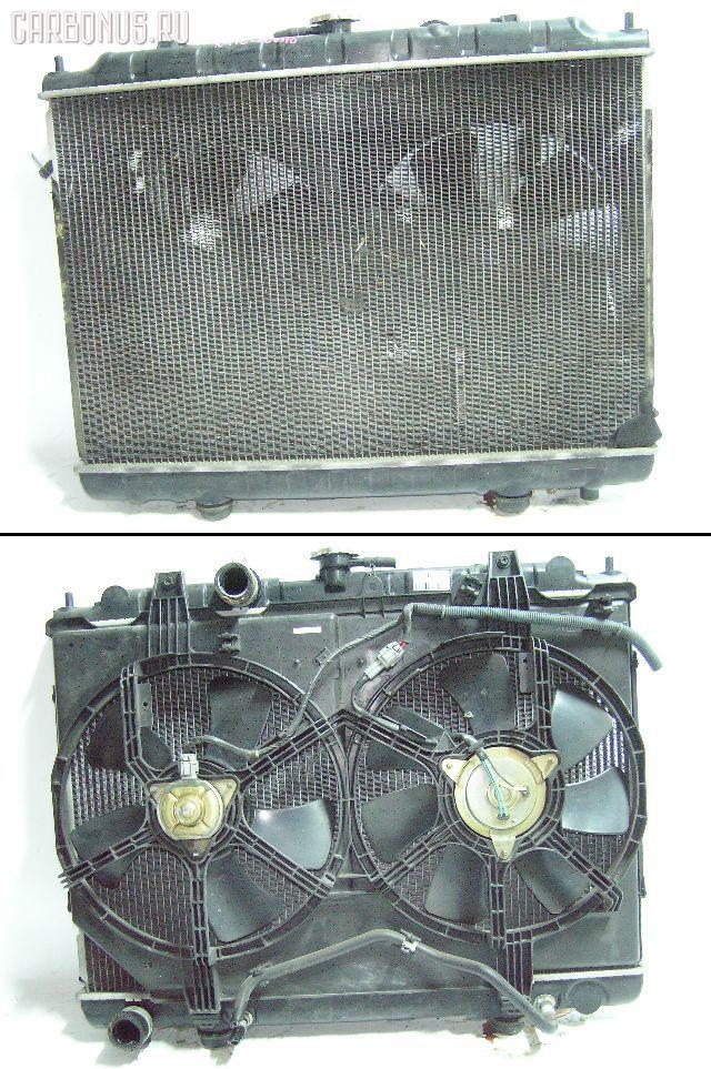 Радиатор ДВС NISSAN LIBERTY RM12 QR20DE. Фото 9