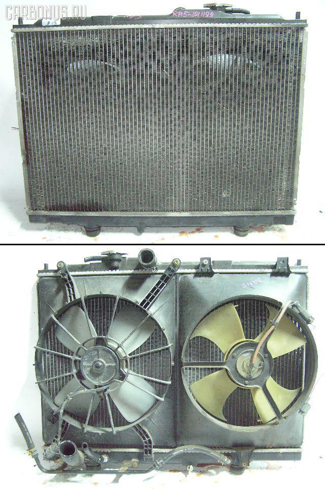 Радиатор ДВС HONDA ODYSSEY RA5 J30A. Фото 2