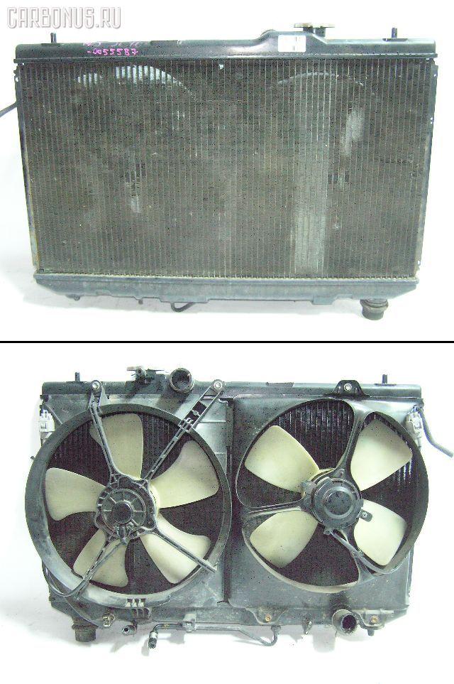 Радиатор ДВС TOYOTA CAMRY SV40 4S-FE. Фото 9