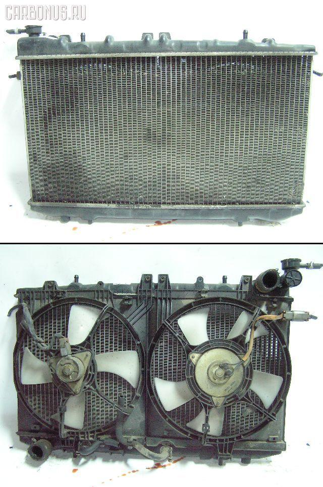 Радиатор ДВС NISSAN AVENIR PW10 SR20DE. Фото 1