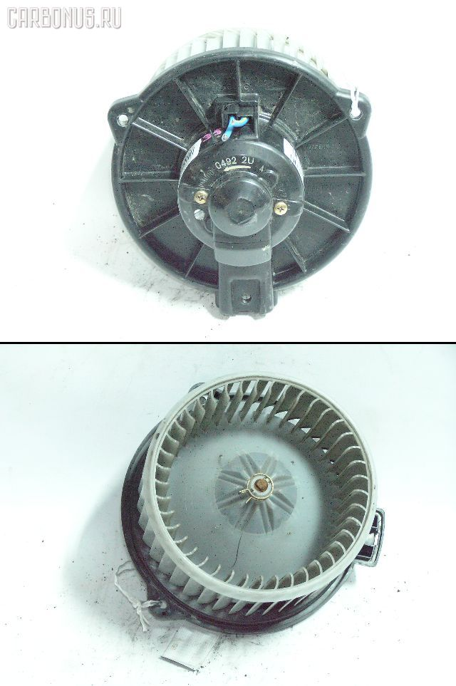 Мотор печки TOYOTA VITZ SCP10. Фото 1