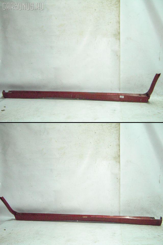 Порог кузова пластиковый ( обвес ) SUBARU FORESTER SF5. Фото 2
