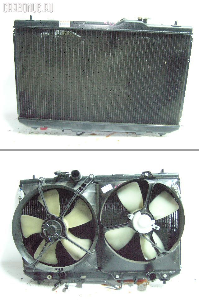 Радиатор ДВС TOYOTA CAMRY SV40 4S-FE. Фото 10