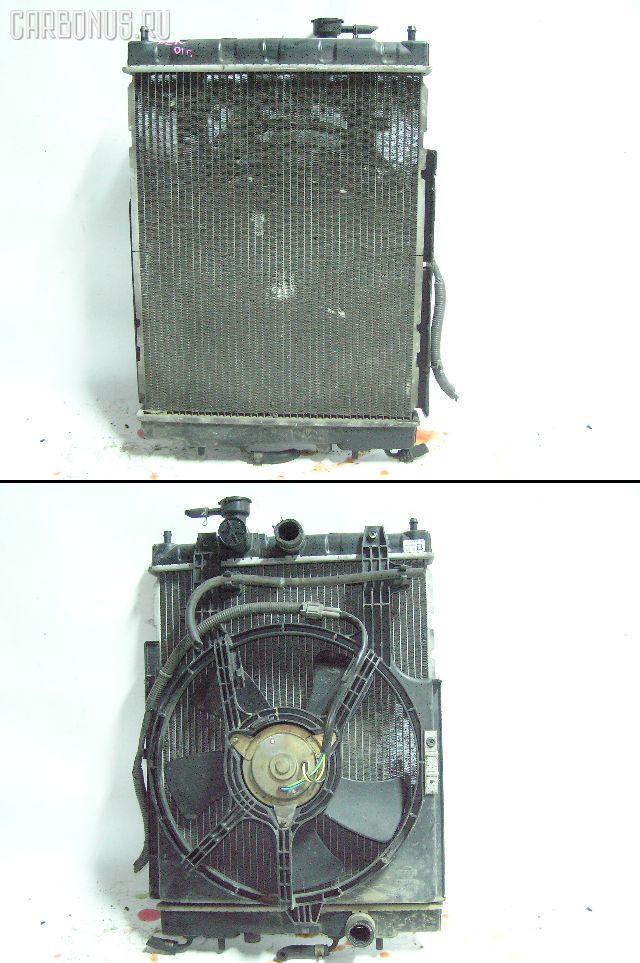 Радиатор ДВС NISSAN CUBE AZ10 CGA3DE. Фото 2