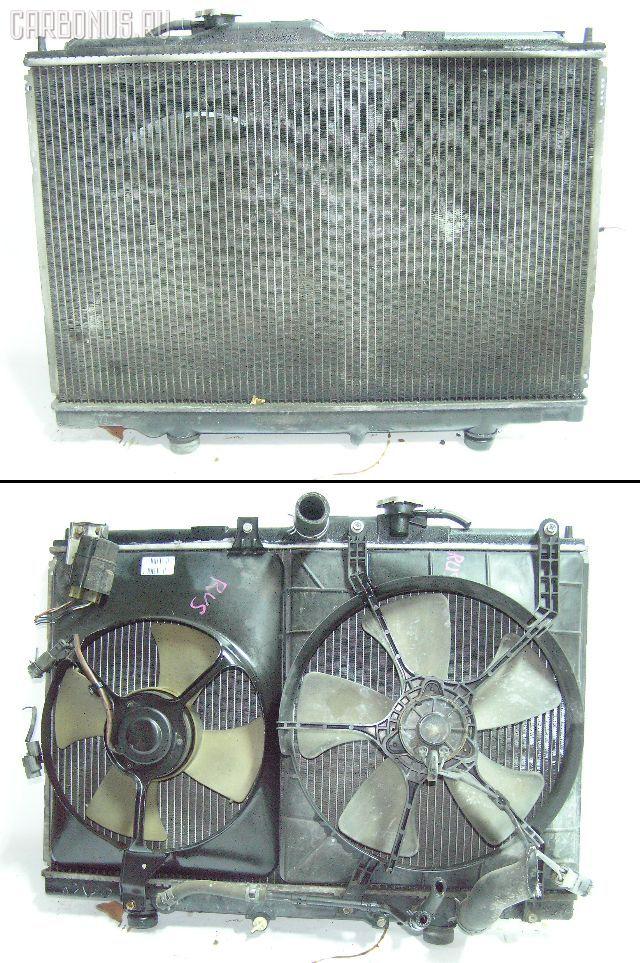Радиатор ДВС HONDA ODYSSEY RA4 F23A. Фото 7