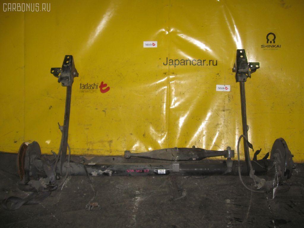 Балка подвески NISSAN TINO V10 QG18DE. Фото 2