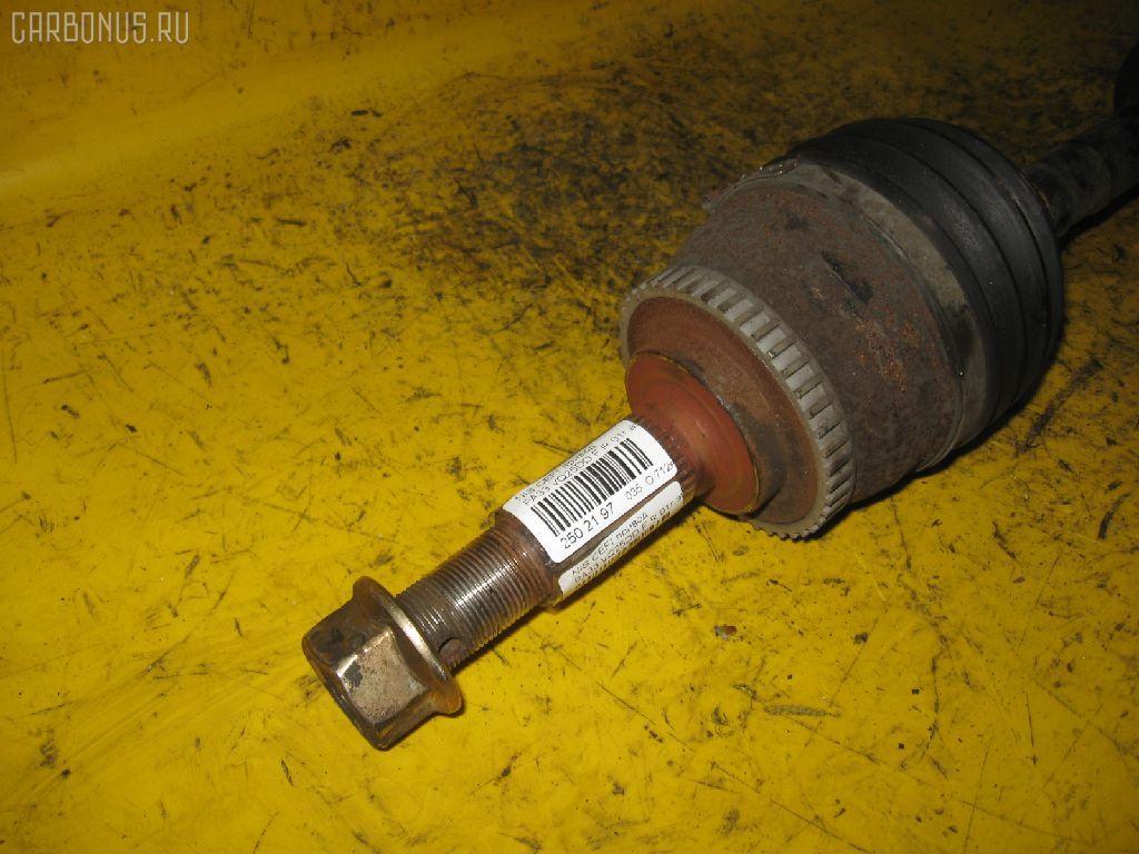 Привод NISSAN CEFIRO PA33 VQ25DD. Фото 3