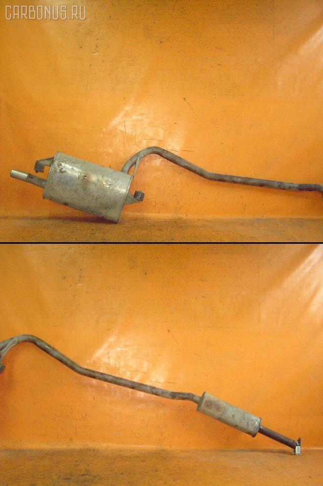 Глушитель TOYOTA CALDINA ST210G 3S-FE. Фото 2