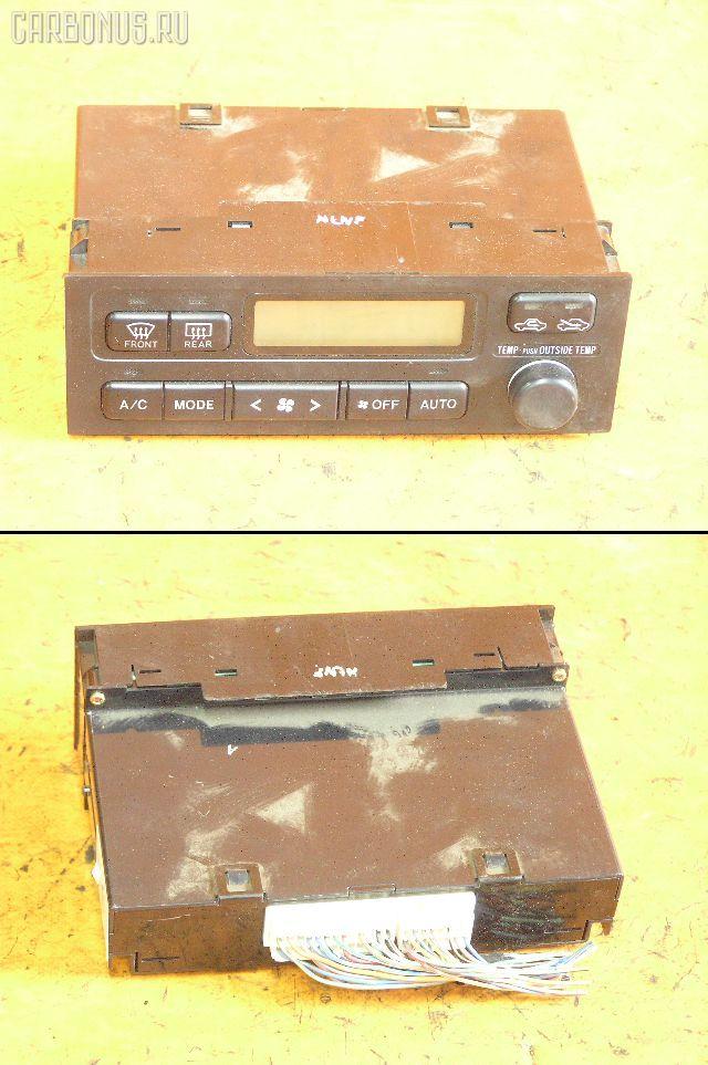 Блок управления климатконтроля TOYOTA MARK II JZX100. Фото 2