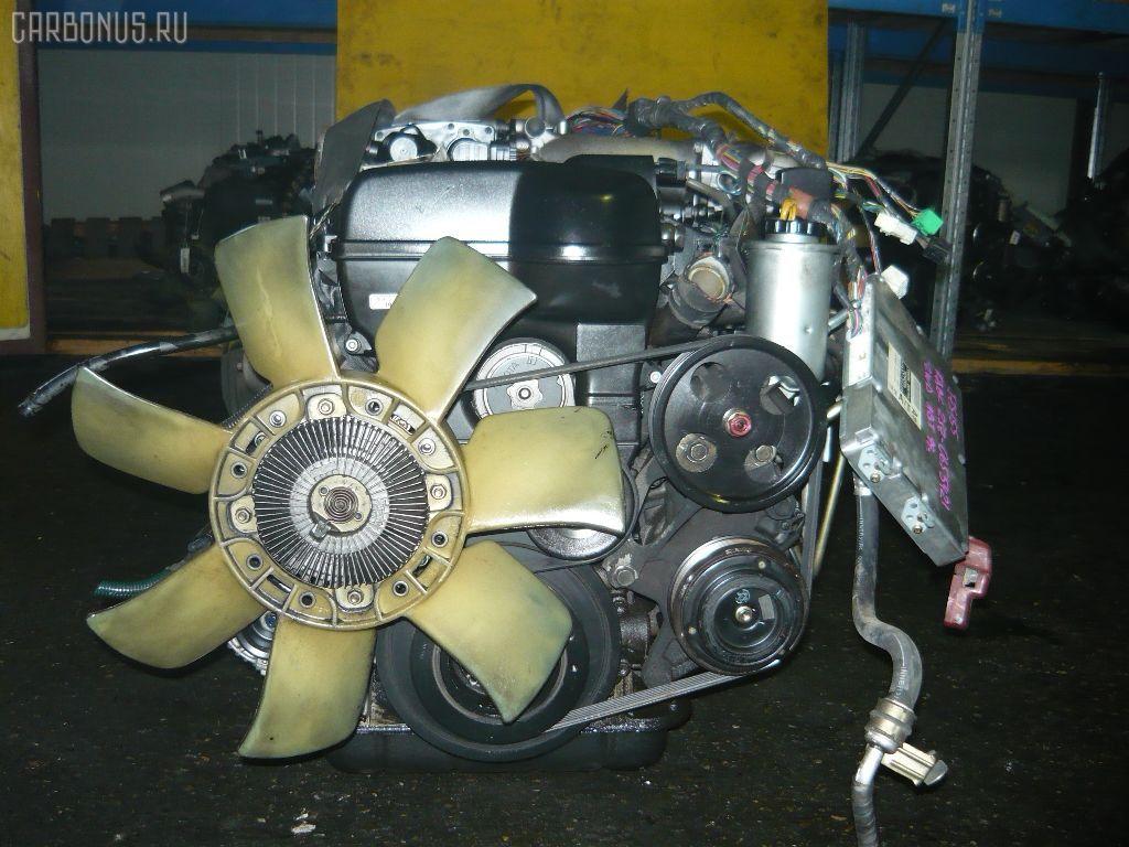 Двигатель TOYOTA CROWN JZS155 2JZ-GE. Фото 10