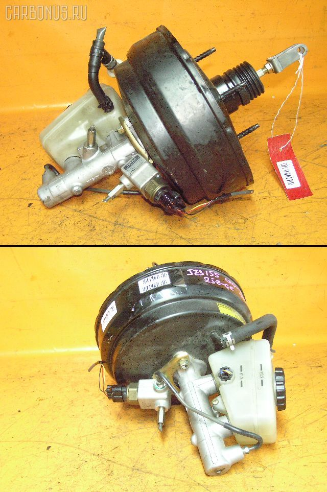 Главный тормозной цилиндр TOYOTA CROWN JZS155 2JZ-GE. Фото 1