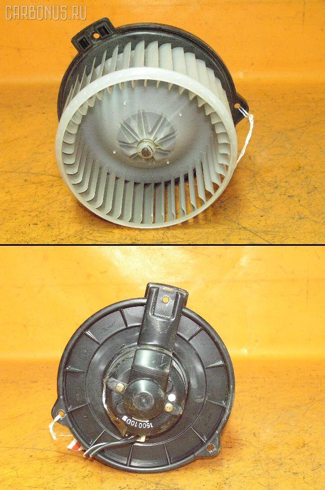 Мотор печки TOYOTA COROLLA FIELDER NZE121G. Фото 4