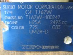 Ремень безопасности Suzuki Escudo TD62W Фото 2
