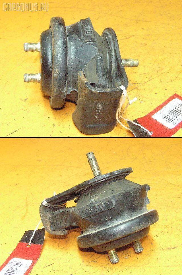 Подушка двигателя MAZDA PROCEED LEVANTE TJ62W H25A. Фото 2