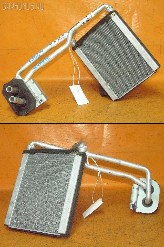 Радиатор печки MAZDA PROCEED LEVANTE TJ62W H25A. Фото 2